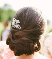 Indian wedding hairstyles 24