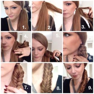 Indian hairstyles step by step 01