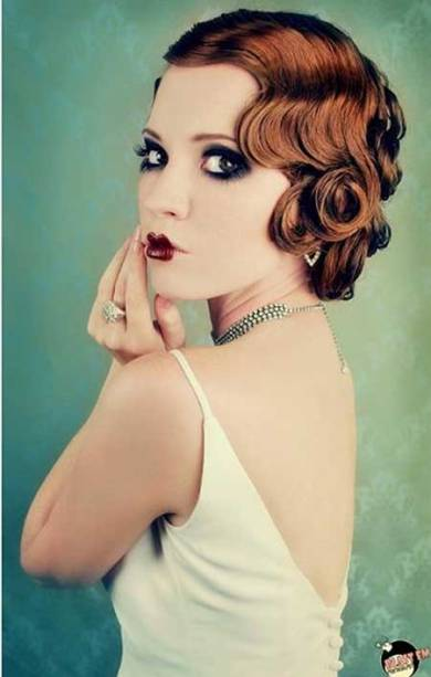 Indian wedding hairstyles for short hair 11