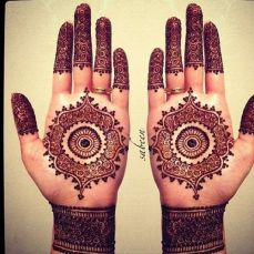 Mehendi Designs for Your Hands 8