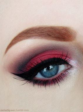 how to do eye makeup 09