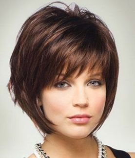 New hairstyles for short hair 06