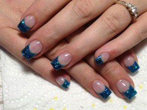 French nail art 04
