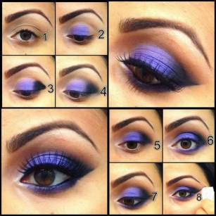 How to do smokey eye 04