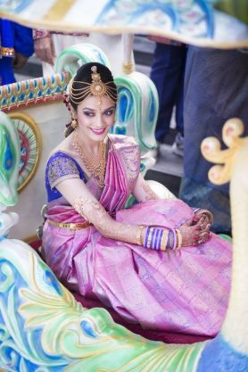 South Indian bride 01