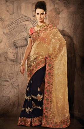 Designer saree trends 04