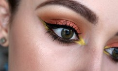 Different makeup looks for eyes 09