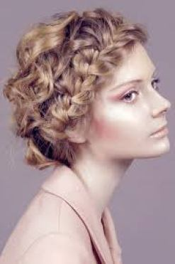 Short curly hairstyles 01