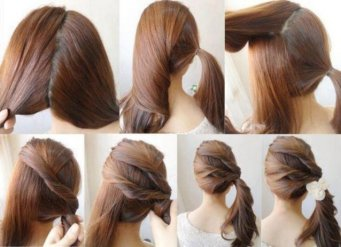 Hairstyles for long hair 107