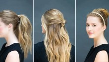 Easy hairstyles 13