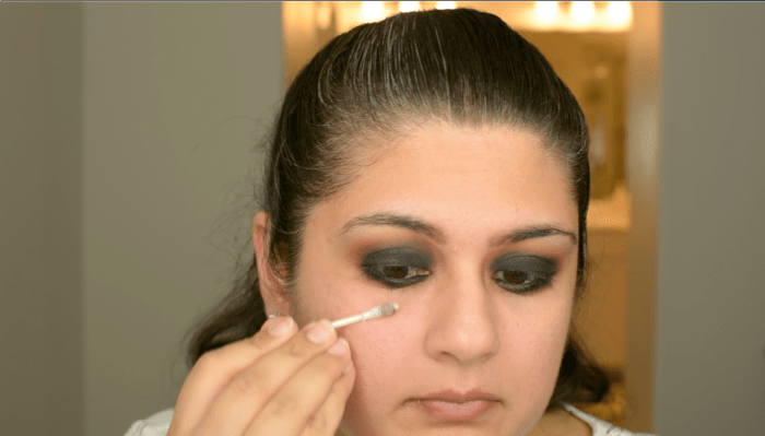Classic Black Smokey Eye Makeup Tutorial 10