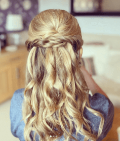 party hairstyles 50