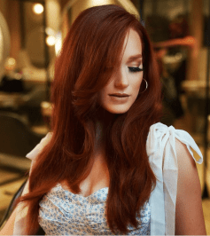 party hairstyles 80