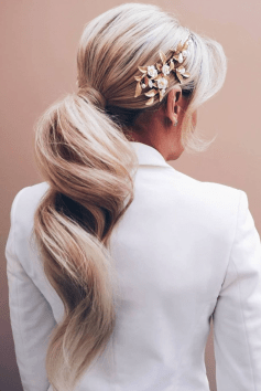 party hairstyles 90
