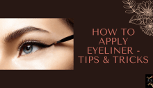 How to apply eyeliner 34