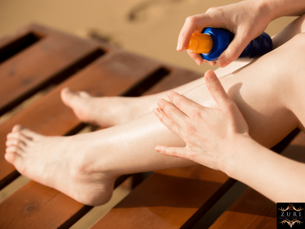 How To Apply Sunscreen 02