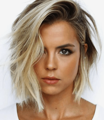 short hairstyles for girls 34