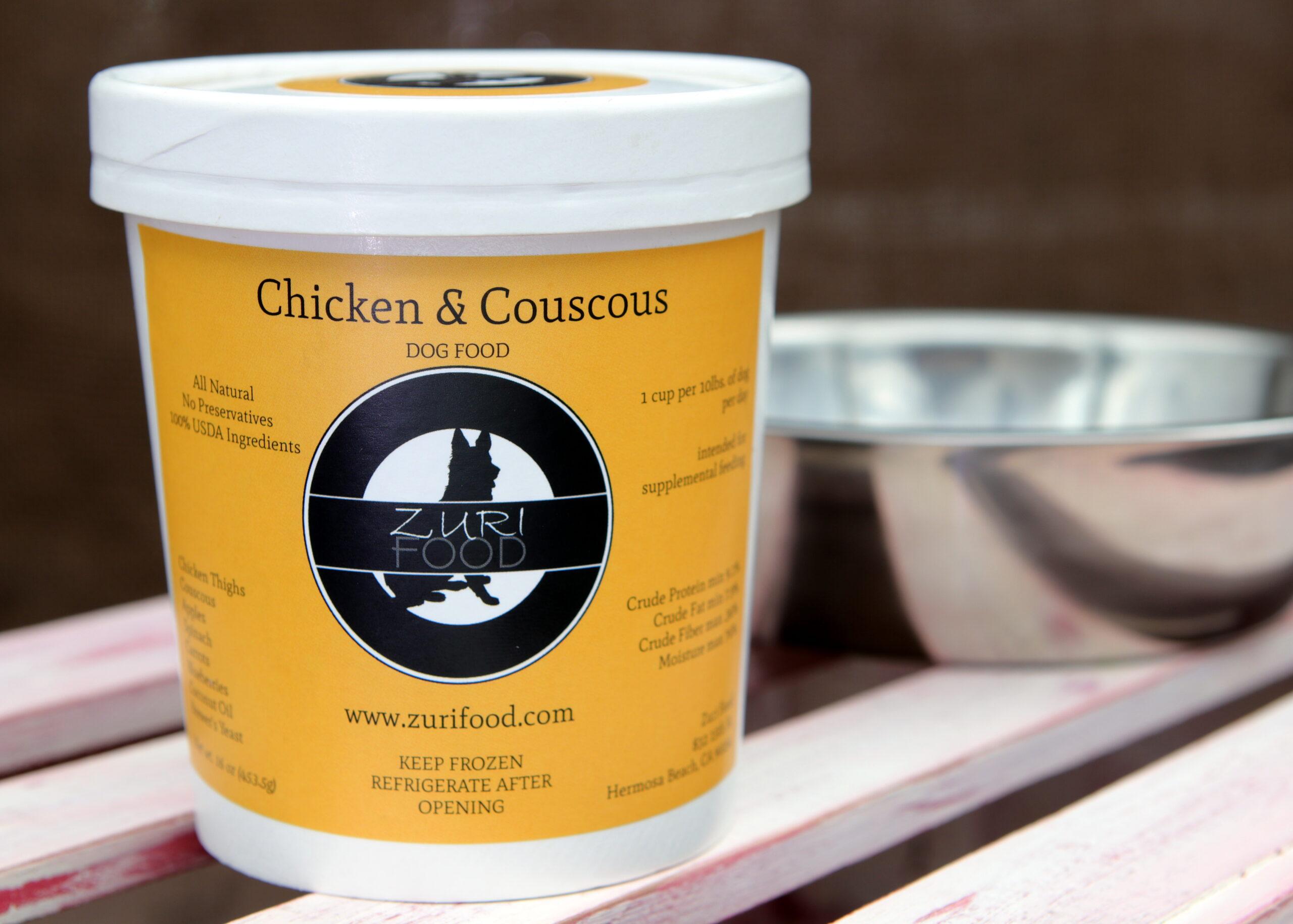 Chicken & Couscous
