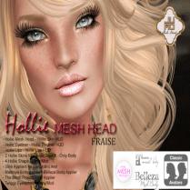 Hollie Mesh Head Vendor Fraise