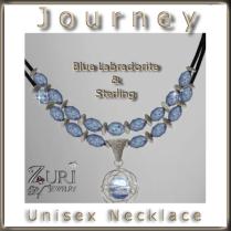Zuri Jewelry~Journey Blue Labradorite & Sterling