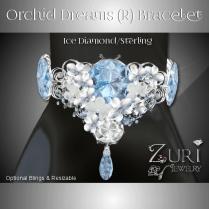 Zuri Rayna - Orchid Bracelet - Ice Diamond_Sterling (R)PIC