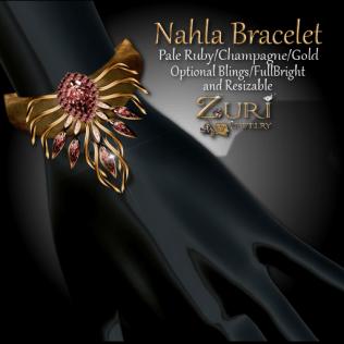 Nahla Bracelet - Gift-Zuri Jewelry Fair Gift