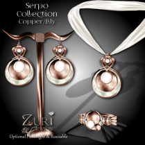 Serpo Collection - Copper_Lily