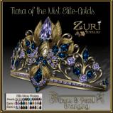Zuri Rayna-Tiara of the Mist-Elite- GoldPIC