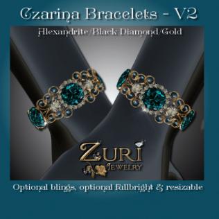 cd-sale-czarina-bracelets-v2-alexandrite-blk-dia-gold