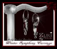 winter-symphony-ruby-smoked-sterling-earrings