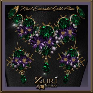 noel-emerald-plum-gold-zuri-rayna-jewelry