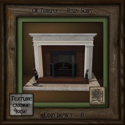 Hearth and Home Fireplace C