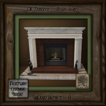 Hearth and Home Fireplace D