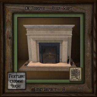Hearth and Home Fireplace I