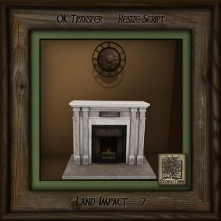 Hearth and Home Fireplace J