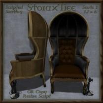 Restored Antique Porter's Chair C1