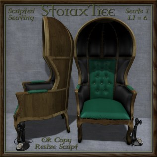 Restored Antique Porter's Chair C10