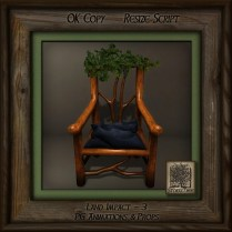 Napa Valley Chair Lt Wood Bh