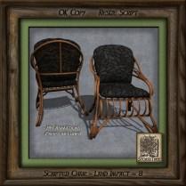 Tropics Patio Chair Honey As