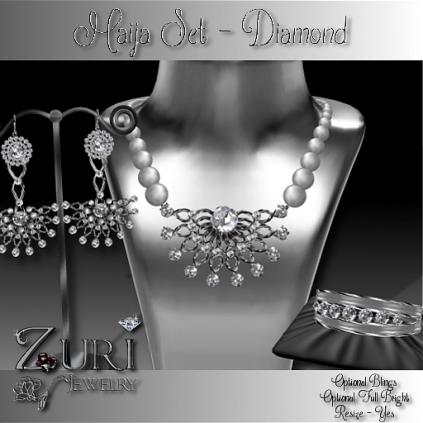 Zuri Rayna - Maija Set DiamondPIC