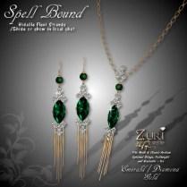 SpellBound Set - Emerald_Dia_Gold