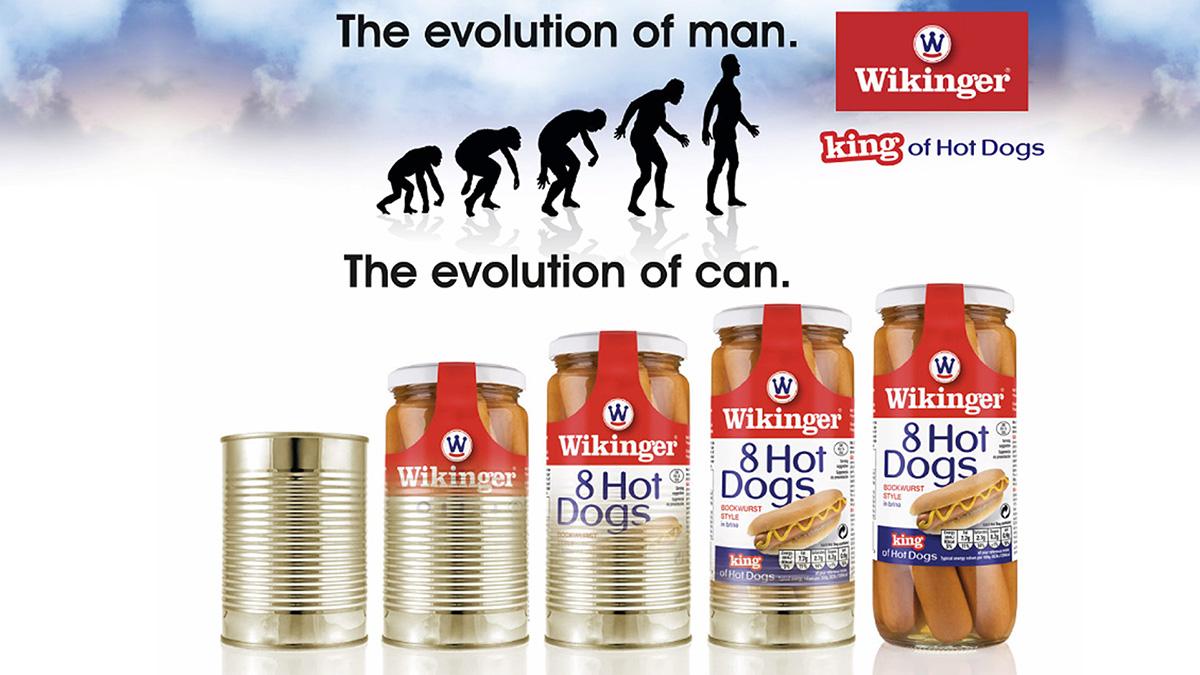 Wikinger-Evolution