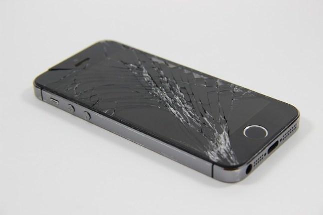 iphone ekrano keitimas