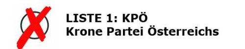 Kronen Zeitung Partei - Liste Cato