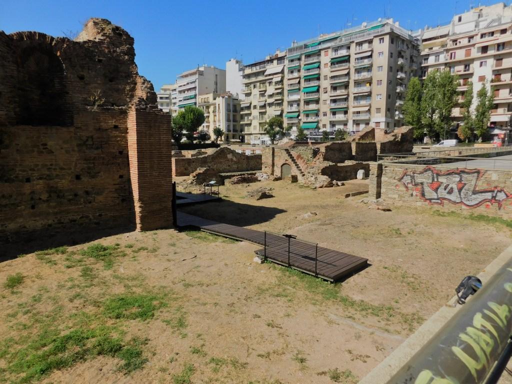 Starożytne ruiny