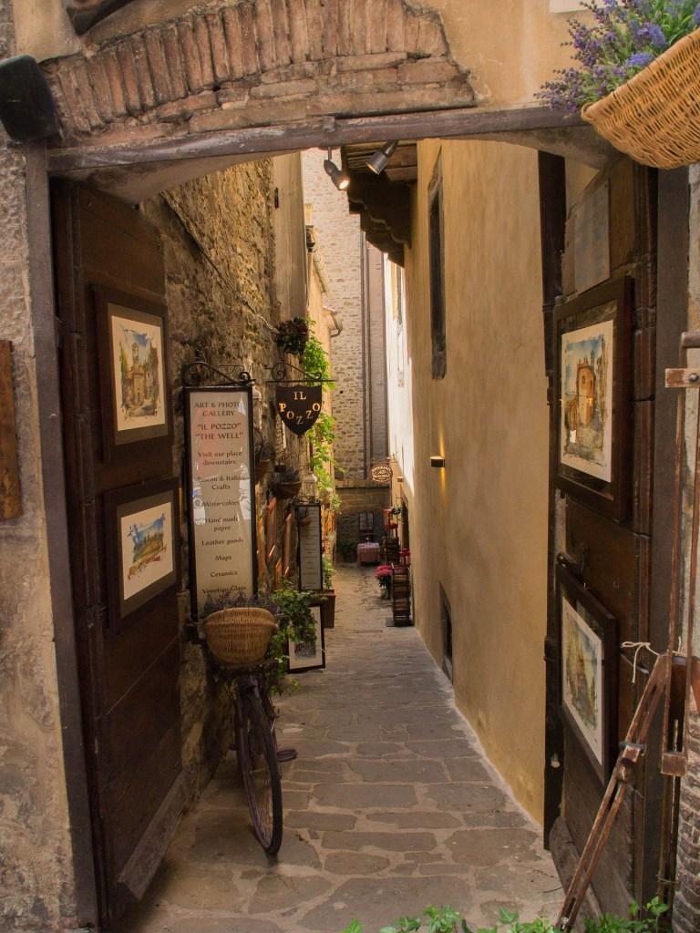 Cortona - 8 toskańskich miast