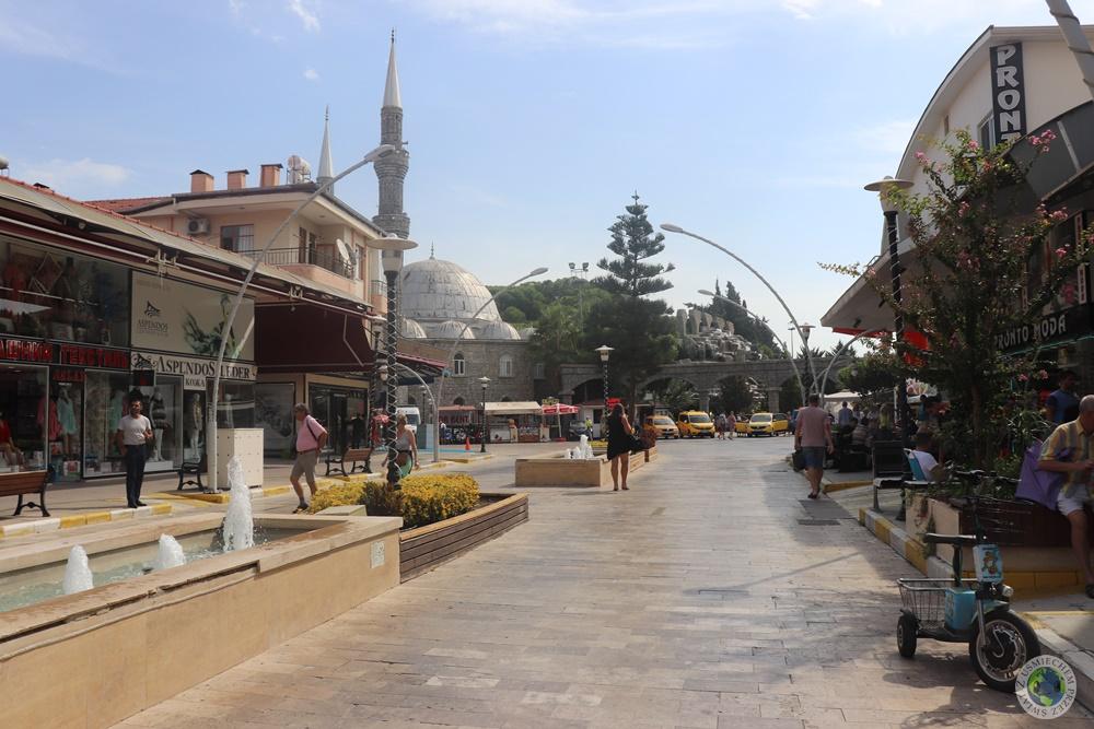 Bazar w Belek