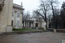 Pałac na Wyspie w Łazienkach Królewskich