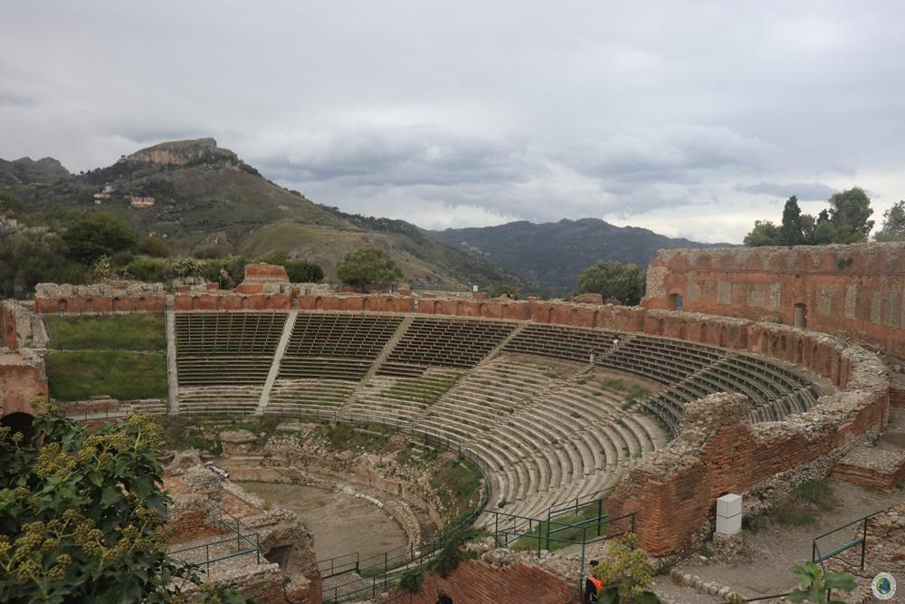 Teatr Antyczny, Taormina