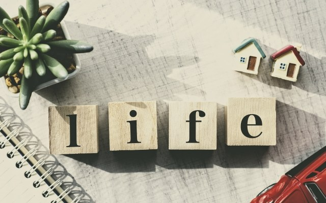 人生を俯瞰して計画する